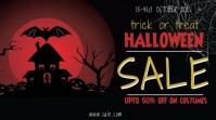 halloween template Digital Display (16:9)