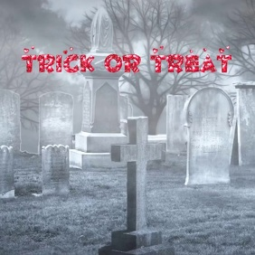 Halloween trick or treat video