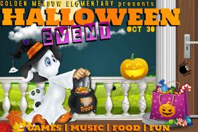 Halloween Trick Treat Kids Childrens Costume Candy School