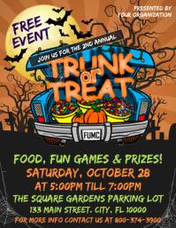 Halloween Trunk or Treat