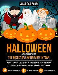 halloween video, halloween, halloween party