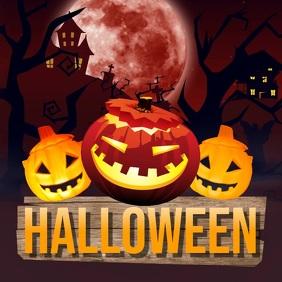 halloween video, happy halloween, pumpkin