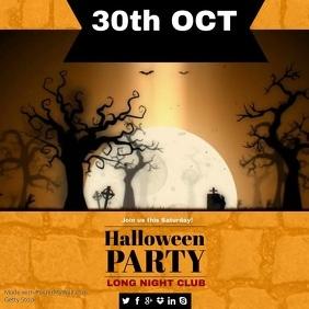 Halloween video 1