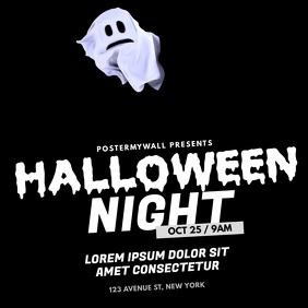 Halloween Video ad Template instagram