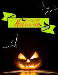 Hallowen Calabaza