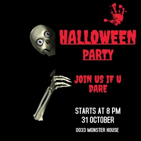 HALLOWWEEN PARTY