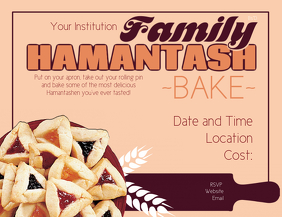 Hamantash Bake