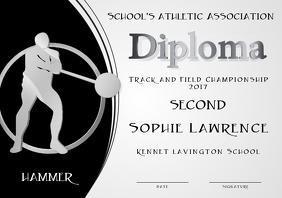 hammer diploma second