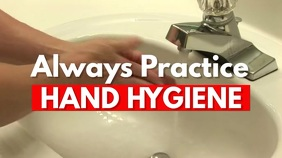 Hand Hygiene Corona Virus Prevention Video