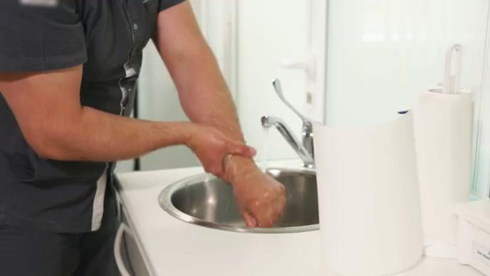 hand wash YouTube 缩略图 template