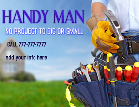 HANDY MAN small business service