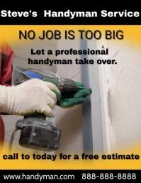 HANDY MAN small business service HANDY MAN