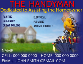 HANDY MAN small business service HANDY MAN