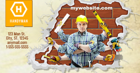 Handyman Facebook Header