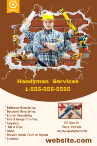 Handyman Services Template