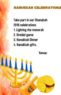 HANUKKAH EVENTS
