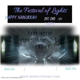 Hanukkah Festival of Lights Video