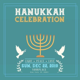 hanukkah, shabbat, hanukah, chanukha, kwanzaa instagram video