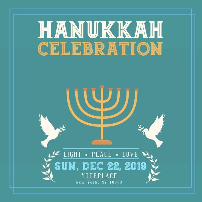 hanukkah, shabbat, hanukah, chanukha, kwanzaa instagram video