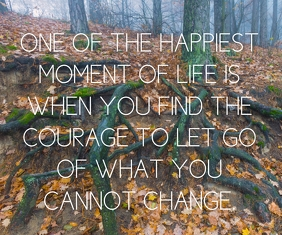 HAPPIEST MOMENT QUOTE TEMPLATE Medium Rectangle