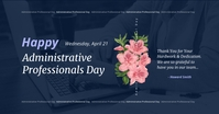 Administrative Professionals Day Facebook template