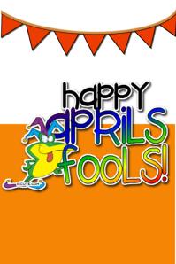 Happy Aprils Fools Day