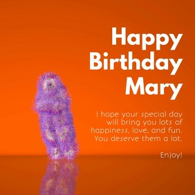 Happy Birthday Funny Greeting Video Wishes
