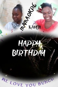 Happy birthday Karen