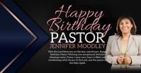 HAPPY BIRTHDAY PASTOR CHURCH DADDY TEMPLATE Isithombe Esabiwe ku-Facebook