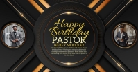 HAPPY BIRTHDAY PASTOR CHURCH DADDY TEMPLATE รูปภาพที่แบ่งปันบน Facebook
