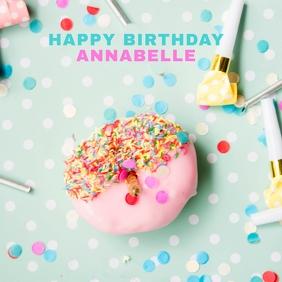 Happy birthday Post