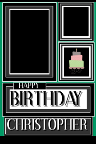 Birthday Poster Templates | PosterMyWall