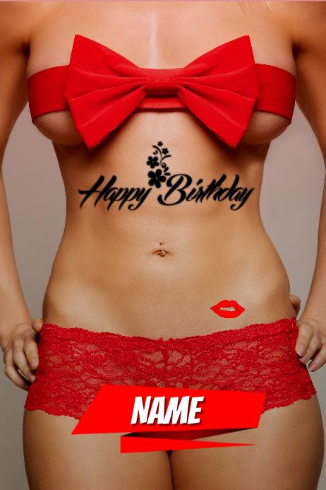 Happy birthday bilder sexy Happy Birthday,