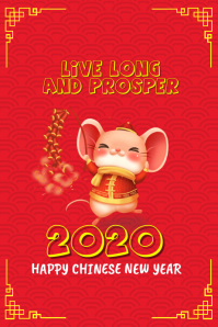 HAPPY CHINESE NEW YEAR OF MOUSE 2020 03