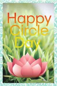 Happy Circle Day