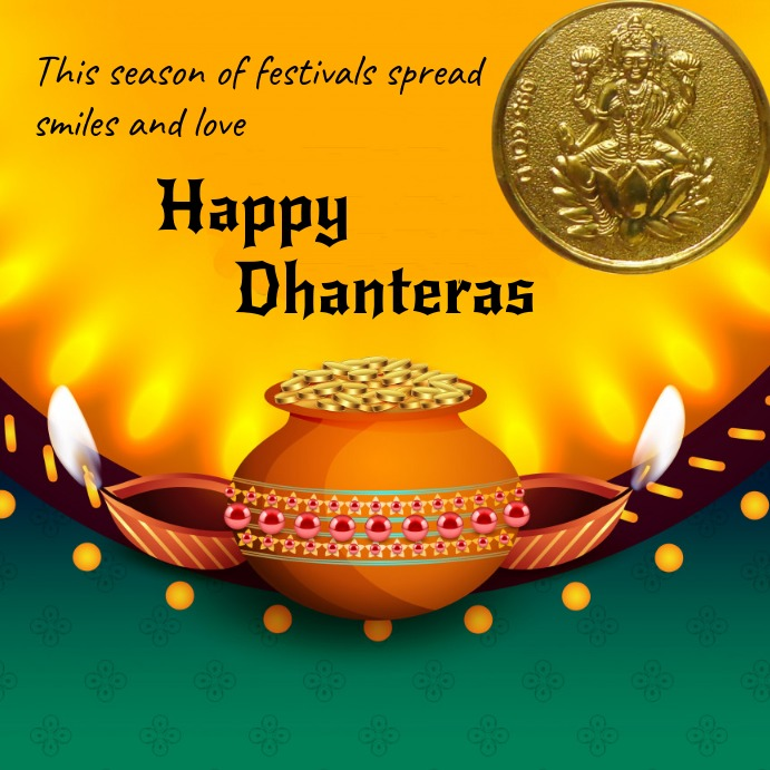 Happy Dhanterass
