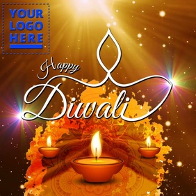 Diwali video templates postermywall happy diwali 2017 m4hsunfo