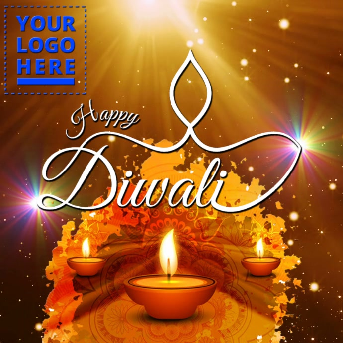 Customizable design templates for diwali postermywall happy diwali 2017 m4hsunfo