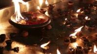 happy diwali ภาพปก YouTube Channel template