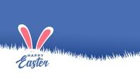 Happy Easter Digital Display (16:9) template