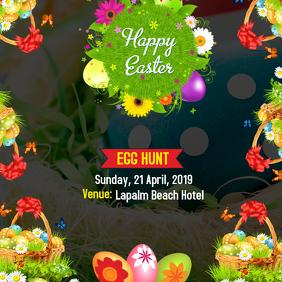 Happy Easter Flyer