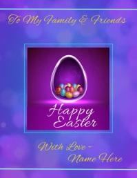 Happy Easter Grettings Video