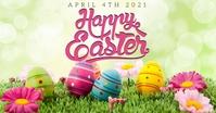HAPPY EASTER ONLINE CARD TEMPLATE Gambar Bersama Facebook