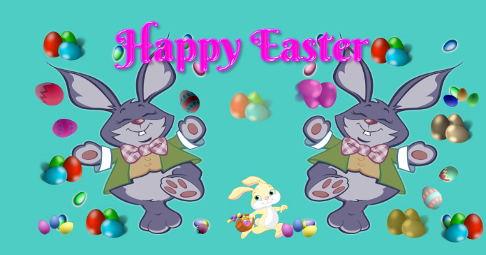 Happy Easter Flyer Template  Postermywall