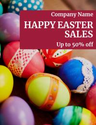Happy Easter sales