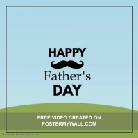 Happy Father's Day Celebration Beer Video Ad