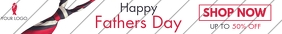 happy father's day sales leaderboard advertis