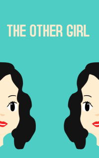 Happy girl book cover