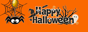Happy Halloween FB cover