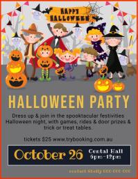 Happy Halloween Fundraiser